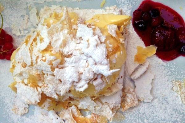 Restaurant Giannino Rovinj: dessert