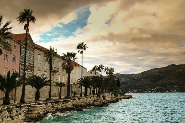 Off season island hopping in Croatia: Lovely Korcula