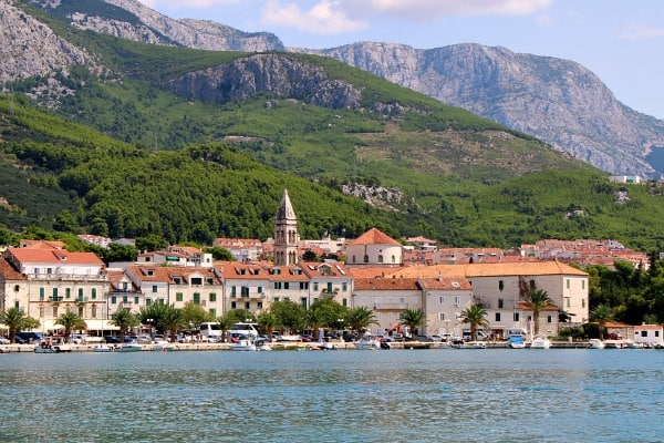 A perfect weekend getaway to the island of Brac: Leaving Makarska