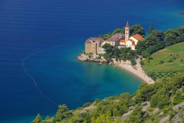 A perfect weekend getaway to the island of Brac: Dominican Monastery