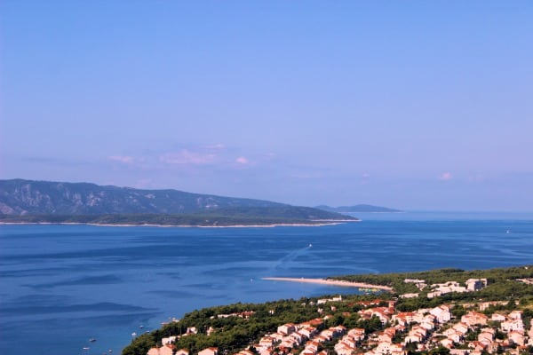 A perfect weekend getaway to the island of Brac: Bol greets you with spectacular views