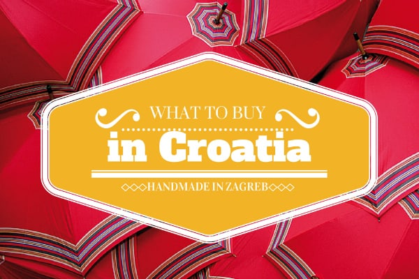 What to buy in Croatia: Handmade crafts