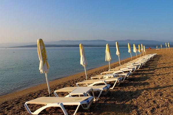Bluesun Hotel Elaphusa Bol, Zlatni Rat beach