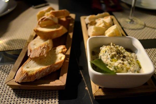 Restaurant Azur Dubrovnik: Dips