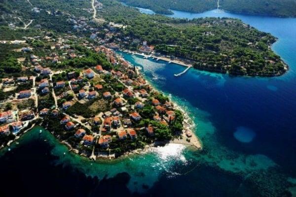 Croatia Sailing Itinerary: Maslenica, Solta Island
