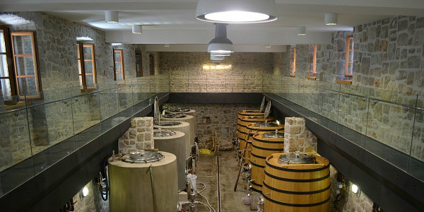 Saints Hills WInery Croatia
