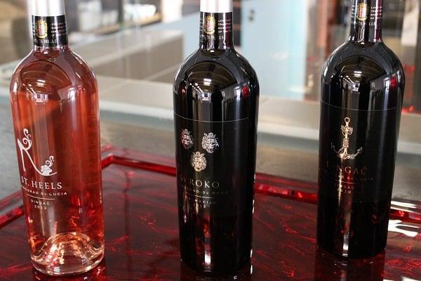 Wine tasting tours in Croatia  Saints Hills WInery