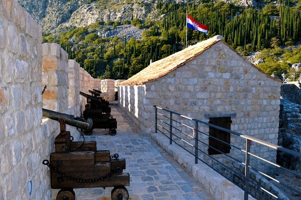 Sokol Grad Dubrovnik Attractions Beyond The City Walls