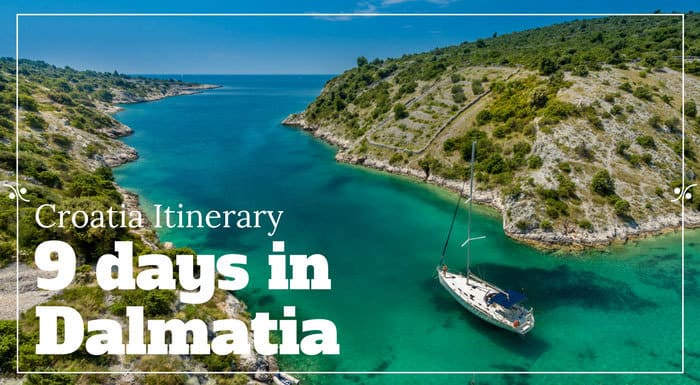 Croatia itinerary: 9 days in Dalmatia | Croatia Itineraries