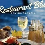Croatia Eats: Restaurant Blu Rovinj