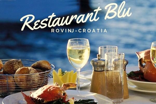 Restaurant Blu Rovinj