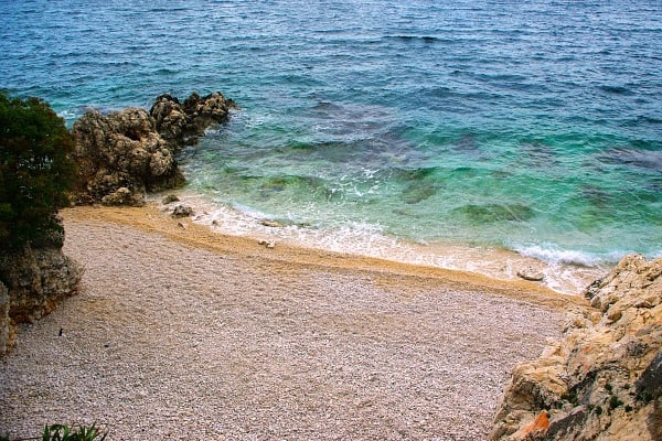 Things to do in Rabac Croatia | Hit the beach