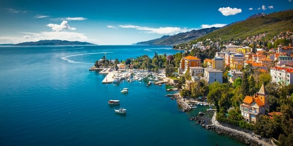 Things to do in Rabac Croatia | Take a coastal road to Opatija
