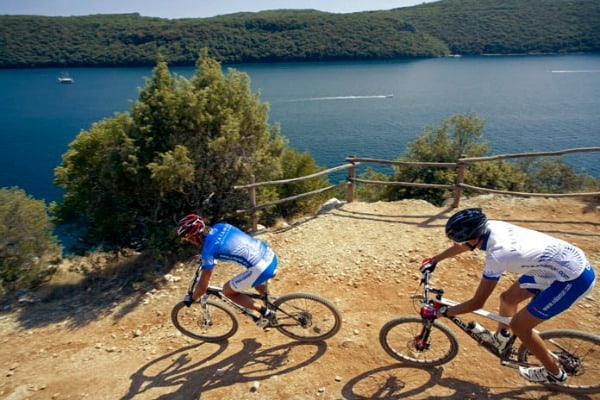 Things to do in Rabac Croatia | Cycling