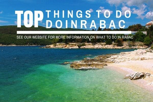 Things to do in Rabac Croatia