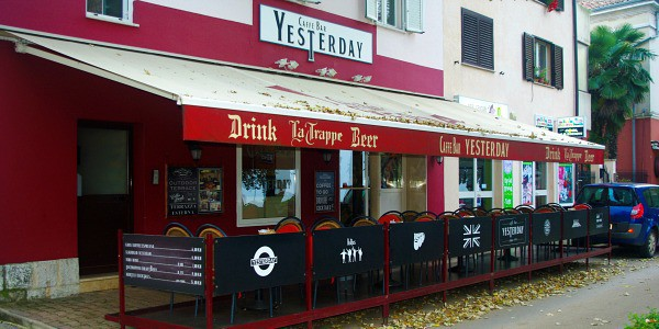 Porec Bars, Clubs & Nightlife | Yesterday