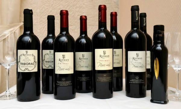 Rizman Winery Komarna Croatia | Rizman Wines
