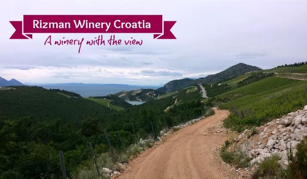 Rizman Winery Komarna Croatia