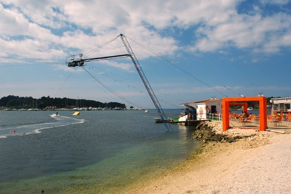 Things to do in Porec | Ski-lift