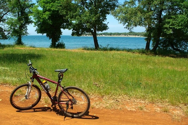 Things to do in Porec | Cycling