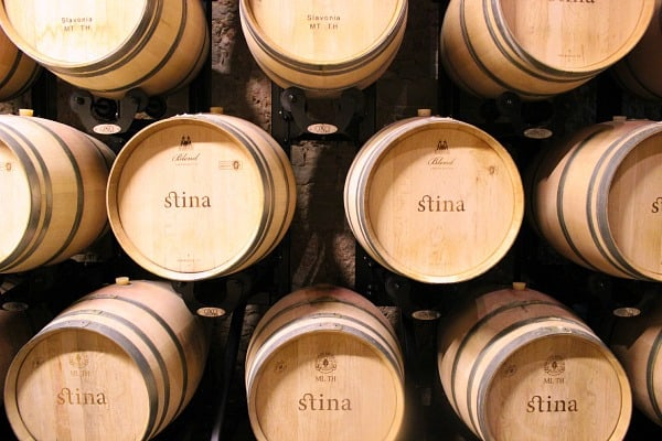 Stina Winery Bol Croatia