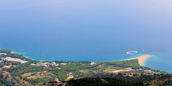 Things to do on Brac Island | Hike vidova Gora Summit