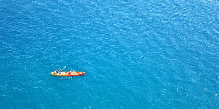 Things to do on Brac Island | Seakayaking