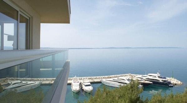 Where to stay in Split Croatia | Le Méridien Lav Split
