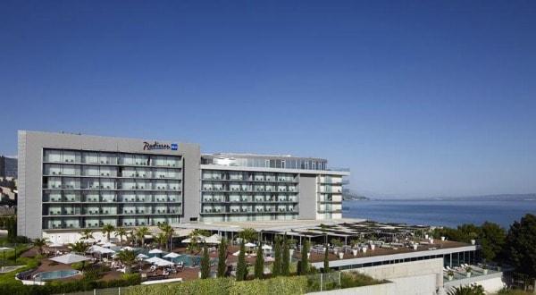 Where to stay in Split Croatia | Radisson Blu Resort Split
