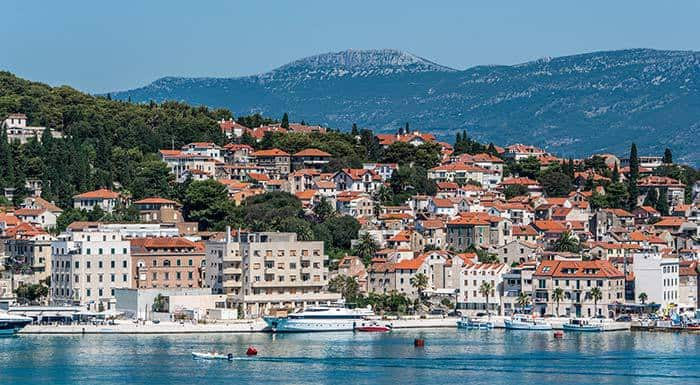 Where To Stay In Split Croatia|Best area to stay in Split: Veli Varos
