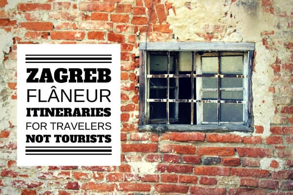 Zagreb itineraries for travelers