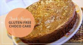 Croatia eats: my first gluten-free cake