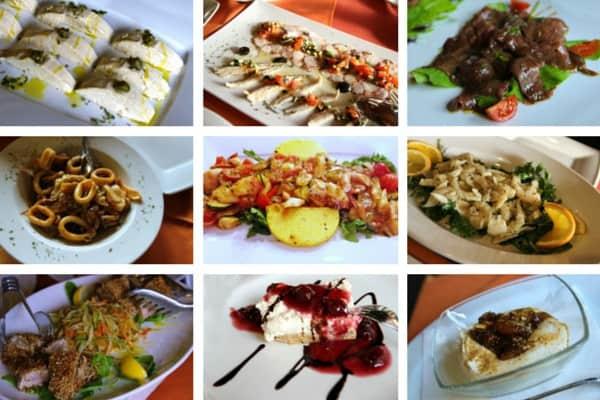 Restaurant Barba Danilo Rovinj | Croatia