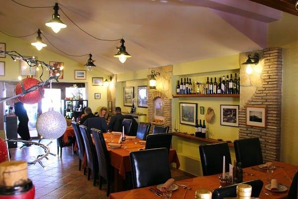 Restaurant Barba Danilo Rovinj | Interior