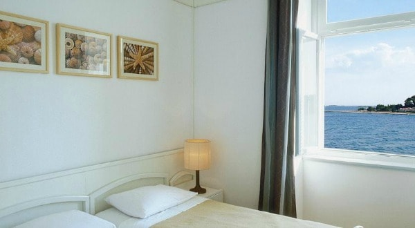 Where to stay in Porec Croatia | Jadran Residence