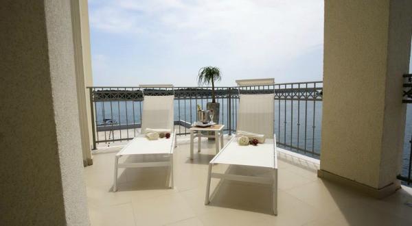 Where to stay in Porec Croatia | Grand Hotel Palazzo