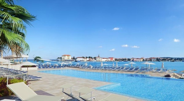 Where to stay in Porec Croatia | Valamar Isabella Hotel