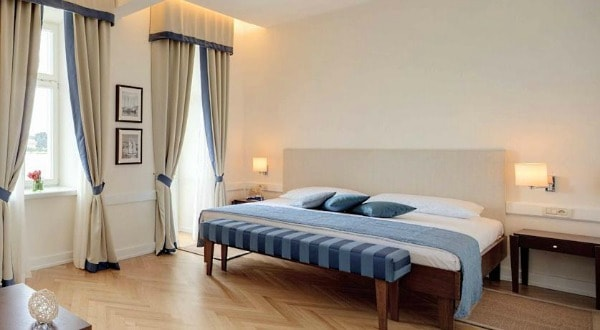 Where to stay in Porec Croatia | Valamar Riviera Hotel & Residence