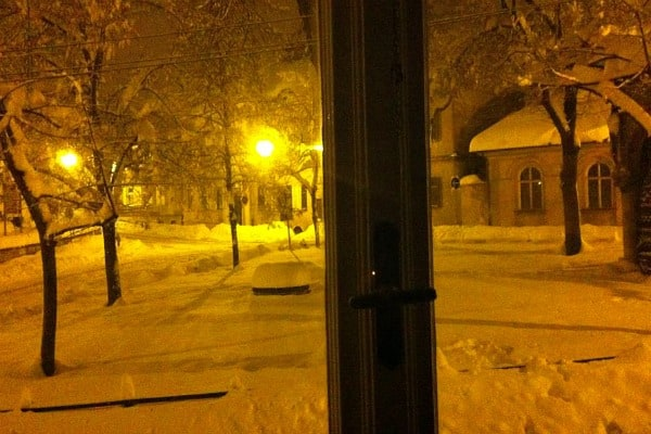 Zagreb itineraries | Ilirski Square