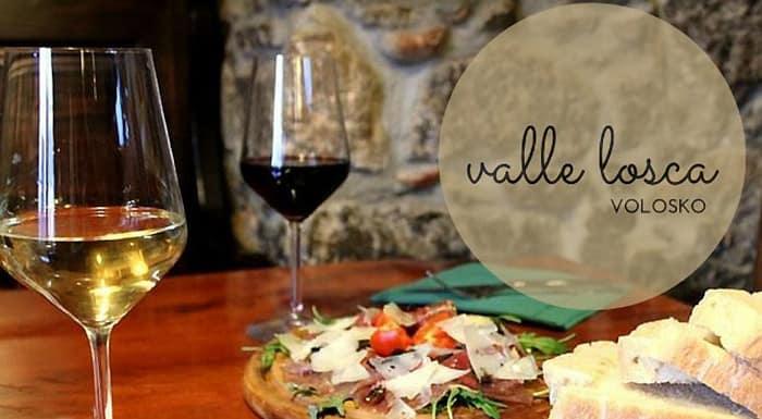 Restaurant Valle Losca Volosko Opatija | Croatia Restaurant Guide