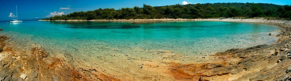 Best Beaches On The Peljesac Peninsula | Cesminovo Bay