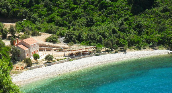 Best Beaches On The Peljesac Peninsula | Estravaganca Beach