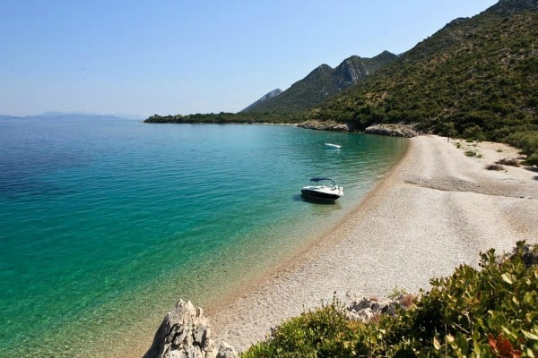 Best Beaches On The Peljesac Peninsula | Beach jezero