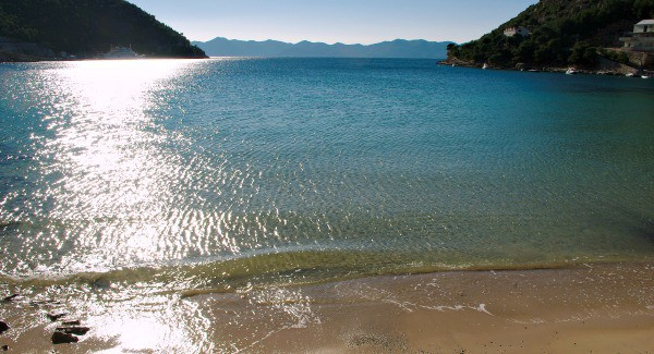The best Peljesac Peninsula Beaches | Prapratno Beach