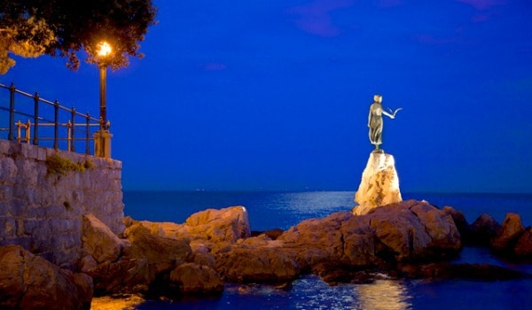 Destinations in Croatia for couples | Opatija