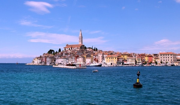 Destinations in Croatia for couples | Rovinj