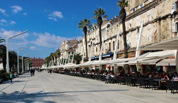 Destinations in Croatia for couples | Split