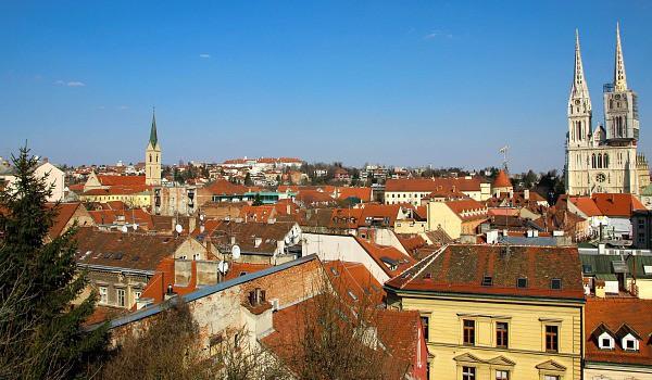 Destinations in Croatia for couples | Zagreb