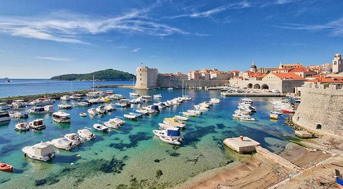 Destinations in Croatia for couples | Dubrovnik