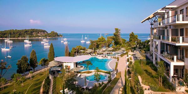 Where to stay in Rovinj: Monte Mulini Hotel